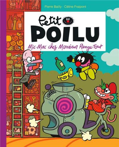 Couverture Petit Poilu poche tome 22
