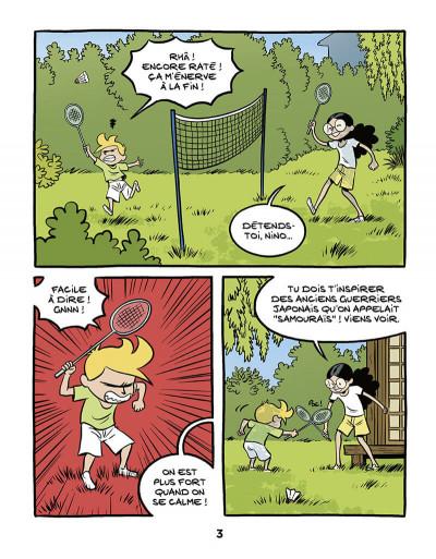 Page 4 Le fil de l'histoire raconté par Ariane & Nino tome 18 - Les samouraïs