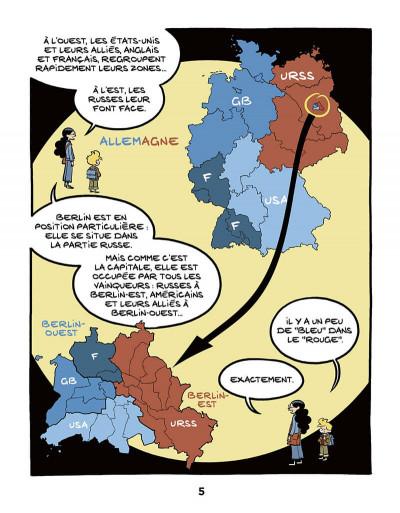 Page 6 Le fil de l'histoire raconté par Ariane & Nino tome 22 - Le mur de Berlin
