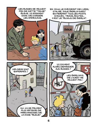 Page 7 Le fil de l'histoire raconté par Ariane & Nino tome 22 - Le mur de Berlin