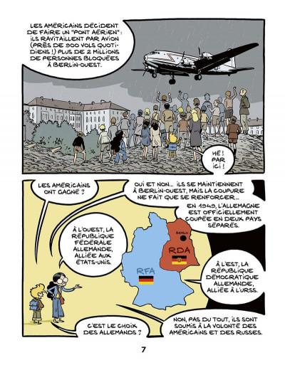 Page 8 Le fil de l'histoire raconté par Ariane & Nino tome 22 - Le mur de Berlin