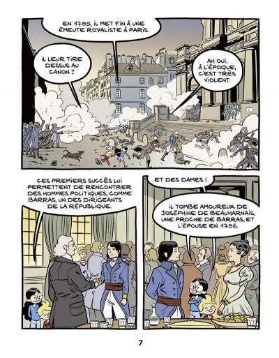 Page 7 Ariane & Nino tome 23 - Napoléon