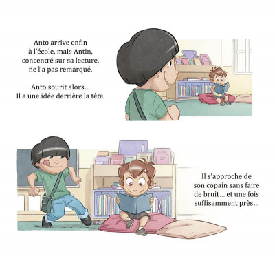 Page 7 Anto et Antin tome 1