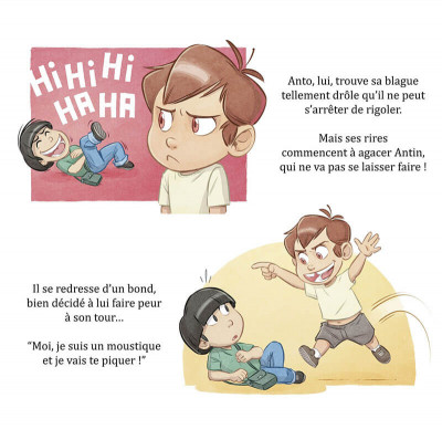 Page 9 Anto et Antin tome 1
