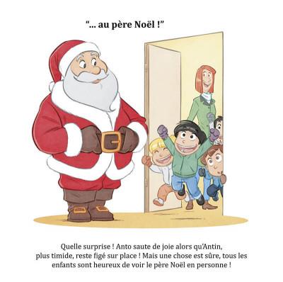 Page 5 Anto et Antin T.2 - Père Noël, qui es-tu ?