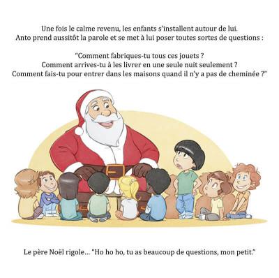 Page 6 Anto et Antin T.2 - Père Noël, qui es-tu ?