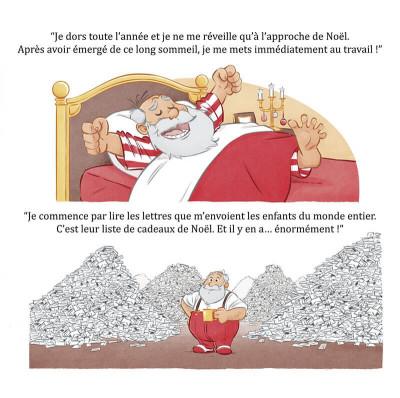Page 8 Anto et Antin T.2 - Père Noël, qui es-tu ?