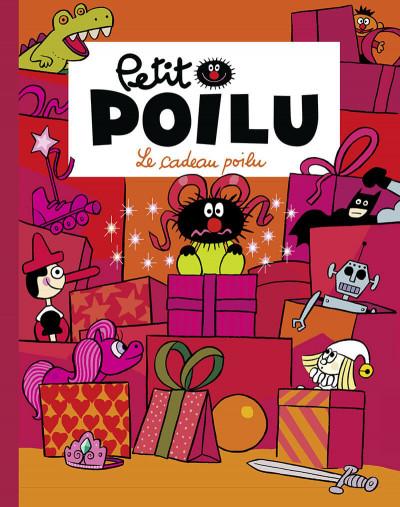 Page 4 Petit Poilu (poche) recueil - 3 histoires sous la neige