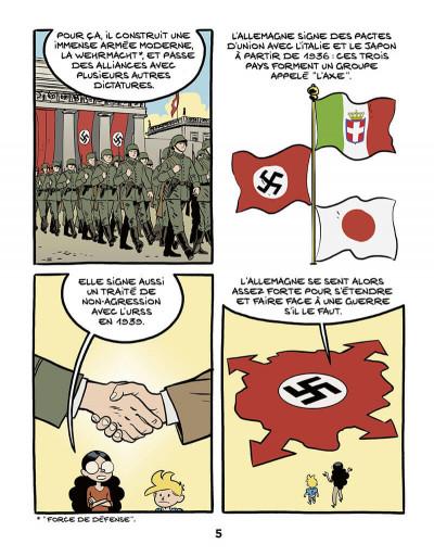 Page 5 Le fil de l'histoire raconté par Ariane & Nino - 1939-1945 - L'allemagne nazie
