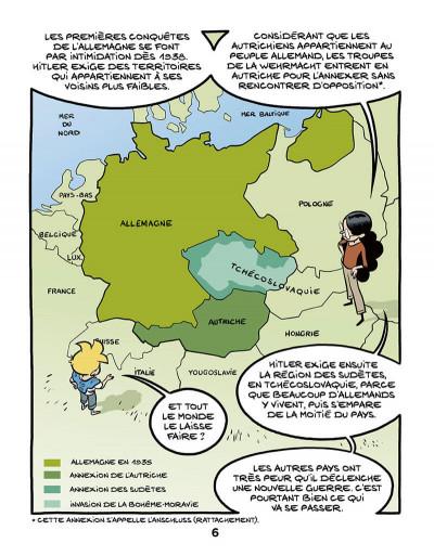 Page 6 Le fil de l'histoire raconté par Ariane & Nino - 1939-1945 - L'allemagne nazie