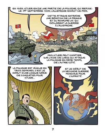 Page 7 Le fil de l'histoire raconté par Ariane & Nino - 1939-1945 - L'allemagne nazie