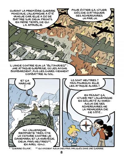 Page 8 Le fil de l'histoire raconté par Ariane & Nino - 1939-1945 - L'allemagne nazie