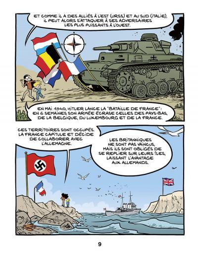 Page 9 Le fil de l'histoire raconté par Ariane & Nino - 1939-1945 - L'allemagne nazie