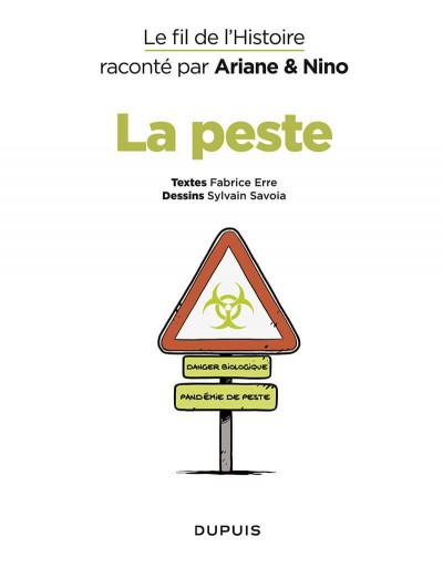 Page 1 Le fil de l'Histoire raconté par Ariane & Nino tome 36