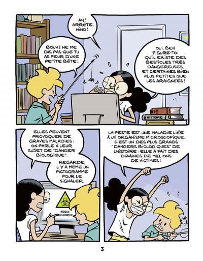 Page 3 Le fil de l'Histoire raconté par Ariane & Nino tome 36