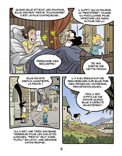 Page 5 Le fil de l'Histoire raconté par Ariane & Nino tome 36