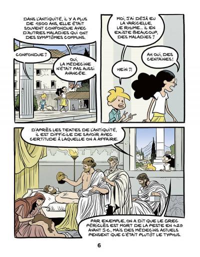 Page 6 Le fil de l'Histoire raconté par Ariane & Nino tome 36