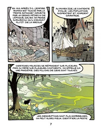 Page 7 Le fil de l'Histoire raconté par Ariane & Nino tome 36