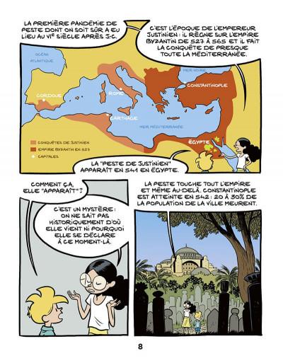 Page 8 Le fil de l'Histoire raconté par Ariane & Nino tome 36