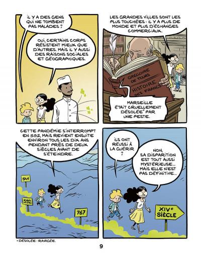 Page 9 Le fil de l'Histoire raconté par Ariane & Nino tome 36