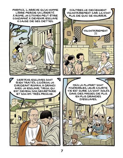 Page 7 Le fil de l'histoire raconté par Ariane & Nino tome 37 - L'esclavage