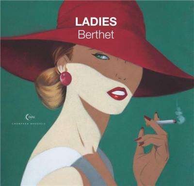 Couverture Philippe Berthet - Ladies