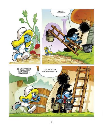 Page 7 La schtroumpfette est un schtroumpf comme les autres