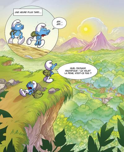 Page 7 Grandir avec les Schtroumpfs tome 7