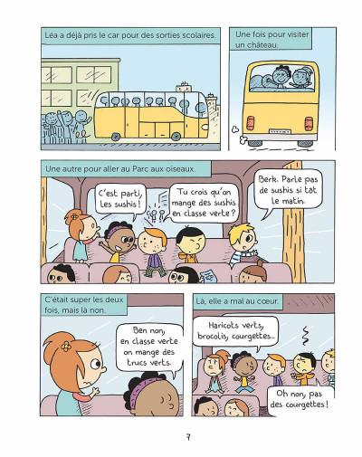 Page 6 Les inséparables tome 4