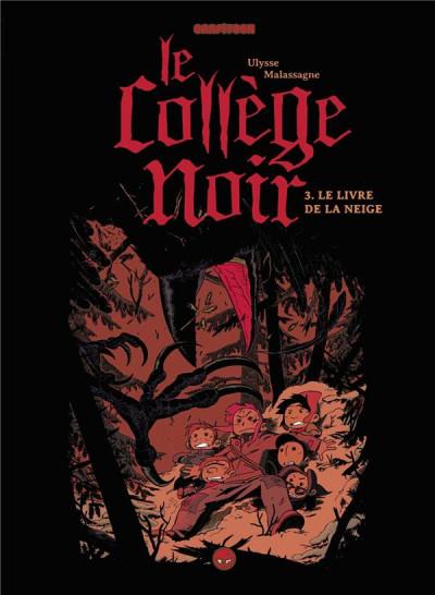 Couverture Le collège noir tome 3