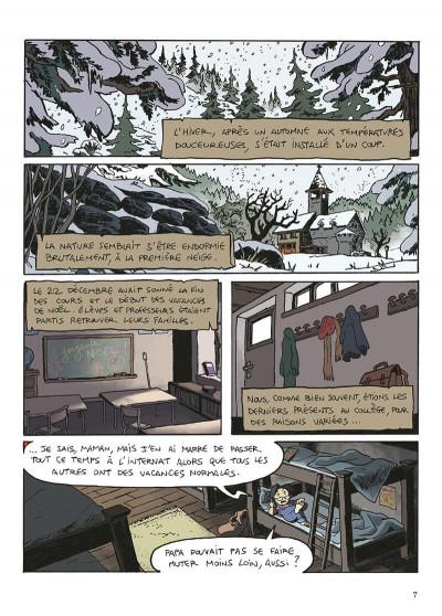 Page 6 Le collège noir tome 3
