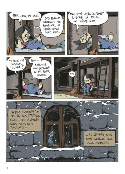 Page 7 Le collège noir tome 3