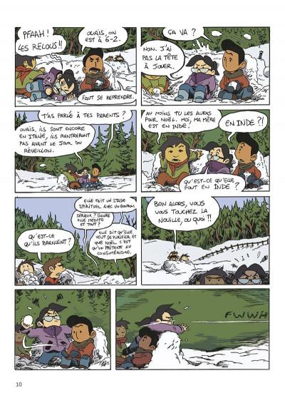 Page 9 Le collège noir tome 3
