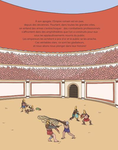 Page 6 Gladiateurs - Naissance d'un combattant au temps de Rome
