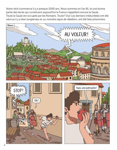 Page 7 Gladiateurs - Naissance d'un combattant au temps de Rome