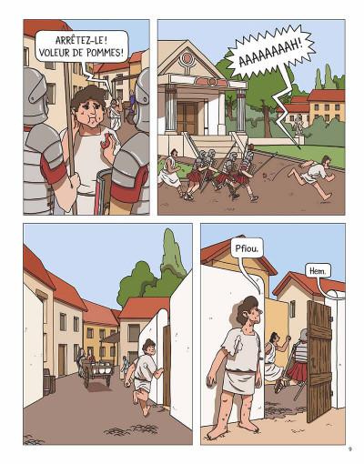 Page 8 Gladiateurs - Naissance d'un combattant au temps de Rome