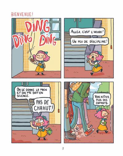 Page 4 Mini maîtresse tome 1