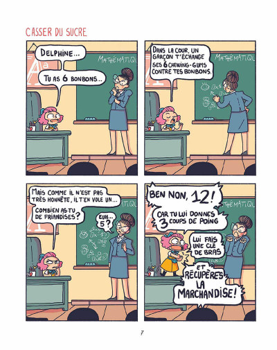 Page 6 Mini maîtresse tome 1