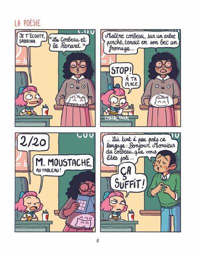 Page 7 Mini maîtresse tome 1