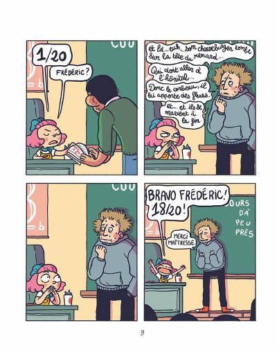 Page 8 Mini maîtresse tome 1