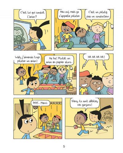 Page 4 Les inséparables tome 3