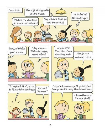 Page 5 Les inséparables tome 3