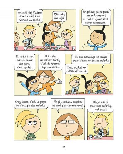 Page 6 Les inséparables tome 3