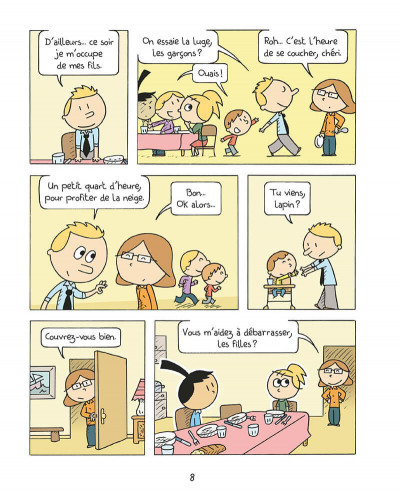 Page 7 Les inséparables tome 3