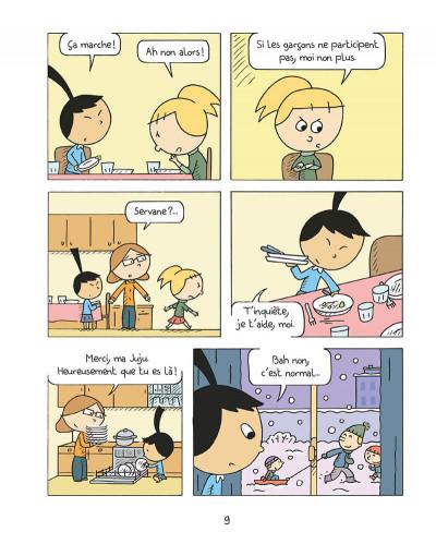 Page 8 Les inséparables tome 3