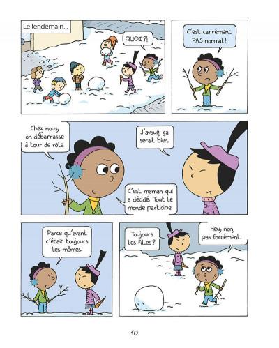 Page 9 Les inséparables tome 3