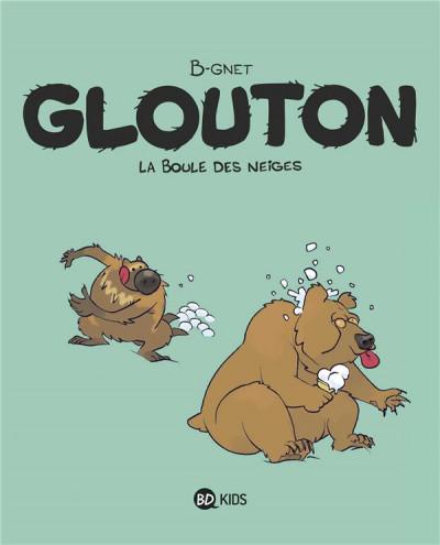 Couverture Glouton tome 2