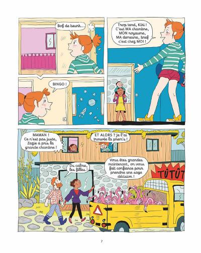 Page 6 Le zoo de Zazie tome 1