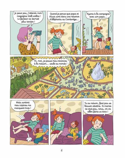 Page 5 Le zoo de Zazie tome 2