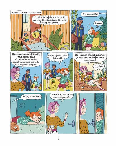 Page 6 Le zoo de Zazie tome 2